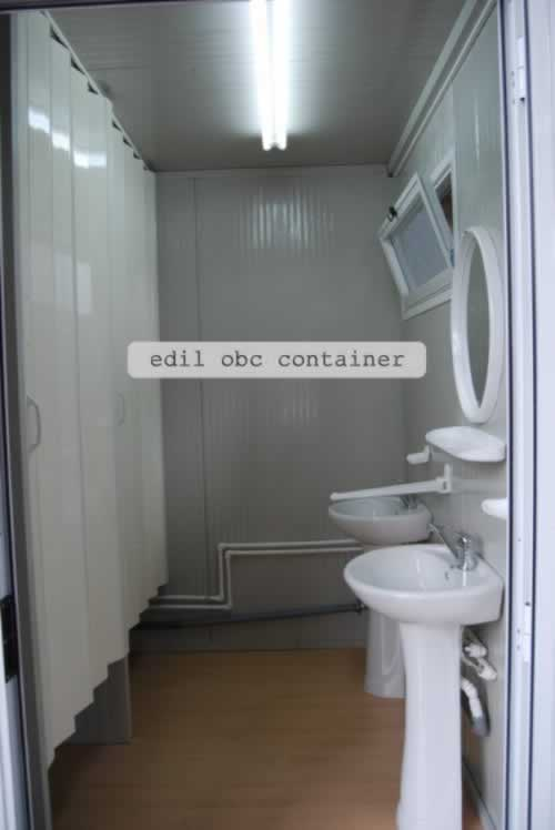 container sanitar lavoar wc